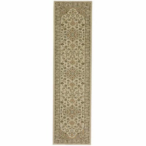 THOMASVILLE TIMELESS CLASSIC RUNNER RUG COLLECTION, ELGIN IVORY