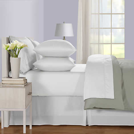 HOTEL SIGNATURE SATEEN 800 THREAD COUNT SUPRIMA COTTON SHEET SET KING