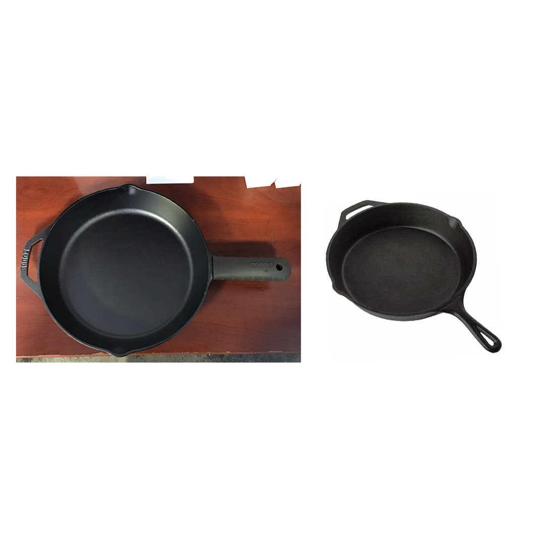 LODGE 1 PK CAST IRON SKILLET ( USED)