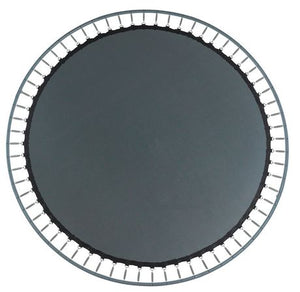 "TRAMPOLINE REPLACEMENT JUMPING MAT, FITS FOR 12 FT. ROUND FRAMES WITH 80 V-RINGS, USING 7"" SPRINGS - MAT ONLY"