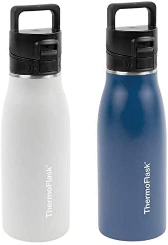 THERMOFLASK STAINLESS STEEL THERMAL MUG 2 PK