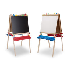 Load image into Gallery viewer, MELISSA & DOUG DELUXE WOODEN STANDING ART EASEL