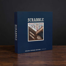 Load image into Gallery viewer, SCRABBLE DELUXE VINTAGE EDITION