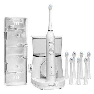 WATERPIK SONIC-FUSION FLOSSING TOOTHBRUSH COMBO PACK
