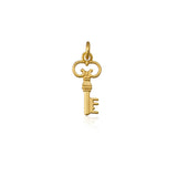 Key no1 Charm Pendant
