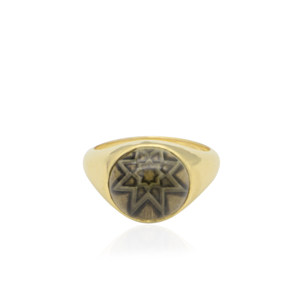 The Seljuk Star Ring