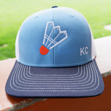 Load image into Gallery viewer, KC Shuttlecock Hat