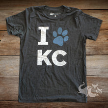 Load image into Gallery viewer, I [Paw] KC Unisex T-Shirt