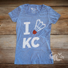 Load image into Gallery viewer, I [Shuttlecock] KC Petite T-Shirt