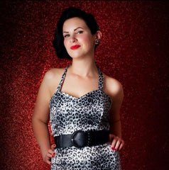 di brooks of outerlimitz 1950s vintage style rockabilly pinup clothing jumpsuit