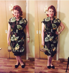 di brooks of outerlimitz 1950s vintage style rockabilly pinup clothing