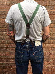 Men's Workwear vintage style braces