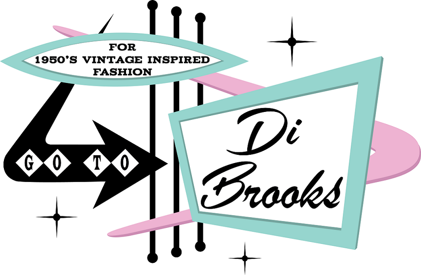 Di Brooks Vintage 1950s Inspired High End Repro Clothing