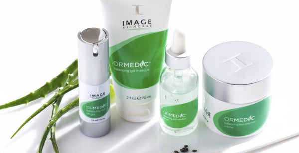 Ormedic natural skincare products