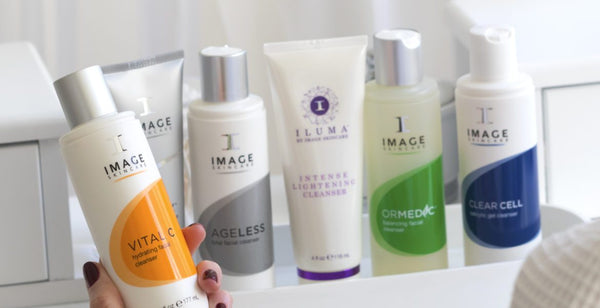 Choosing the right cleanser for you