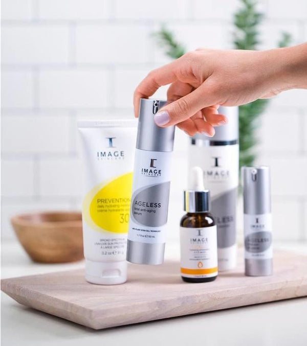 Skincare product recommendations based on skin type