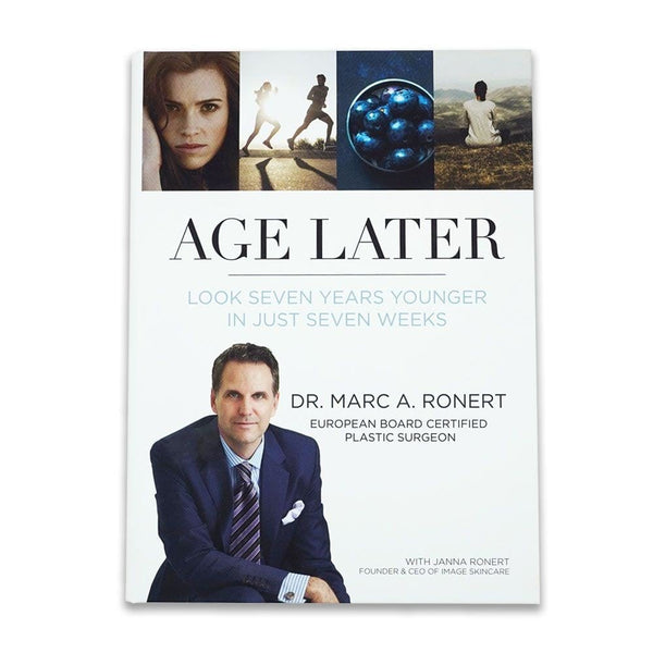 Age Later Book by Dr. Marc A. Ronert