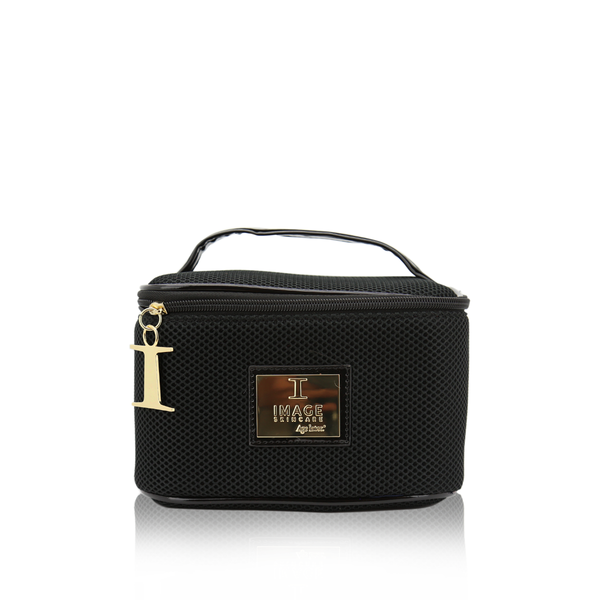 Limited Edition I Beauty Mesh Train Case