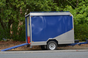 Motorcycle & Go Kart Trailer
