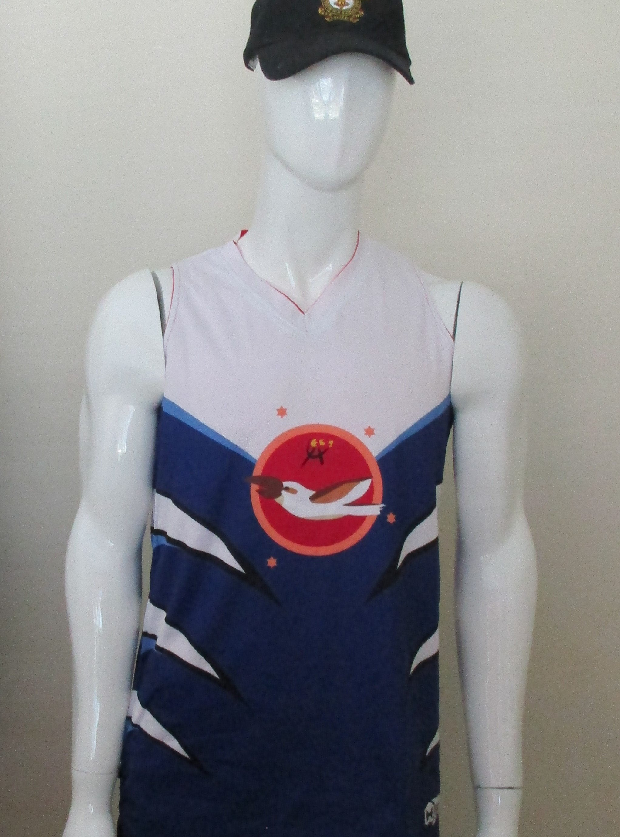 452 SQN Reversible Training Air Force Singlet