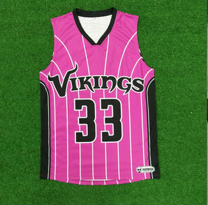 Vikings Alternate Basketball Jersey Only
