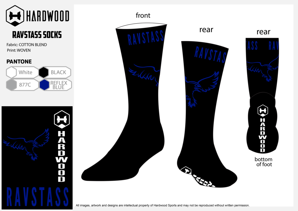 RAVSTASS Sports Socks