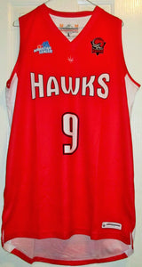 Illawarra Hawks Basketball Uniform Set
