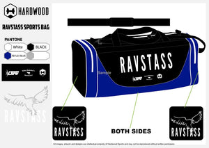 RAVSTASS Sports Bag (Set of 10)