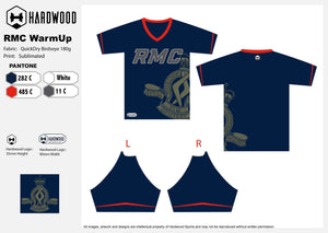 RMC Warm Up Top
