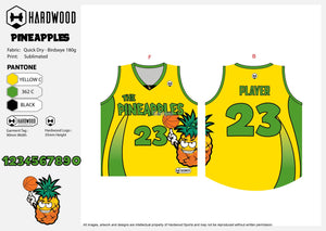 The Pineapples Jersey
