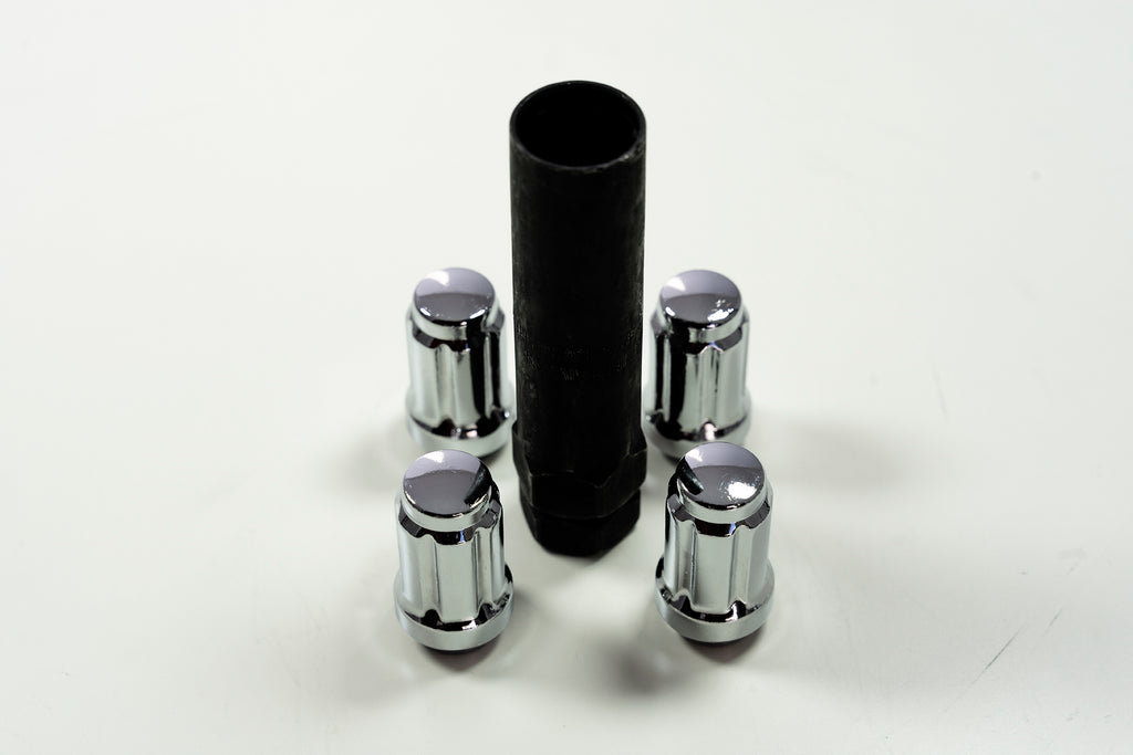 Chrome Lug Nuts