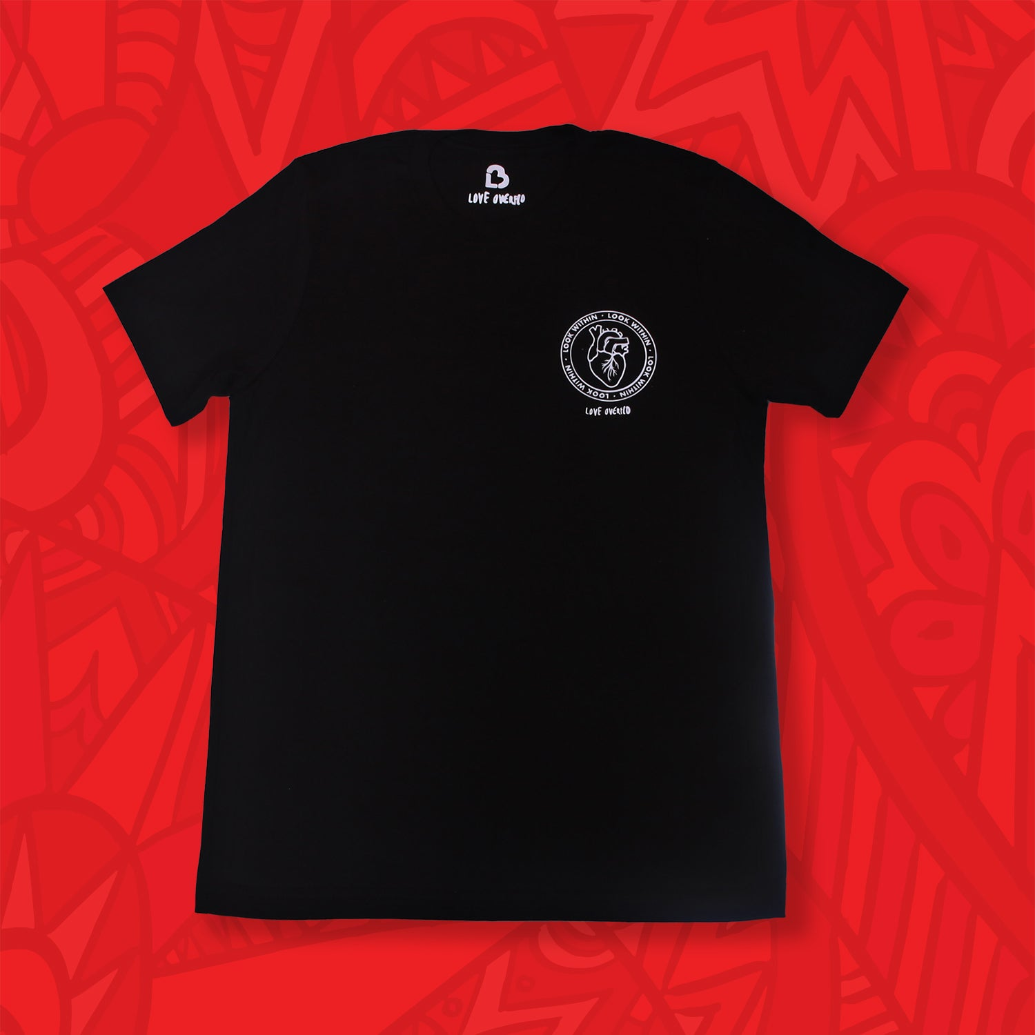 Look Within T-Shirt (Black)