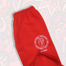 Load image into Gallery viewer, Look Within Sweatpants (Red)