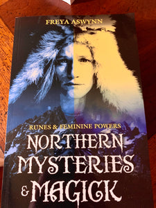 Northern Mysteries and Magick - Freya Aswynn