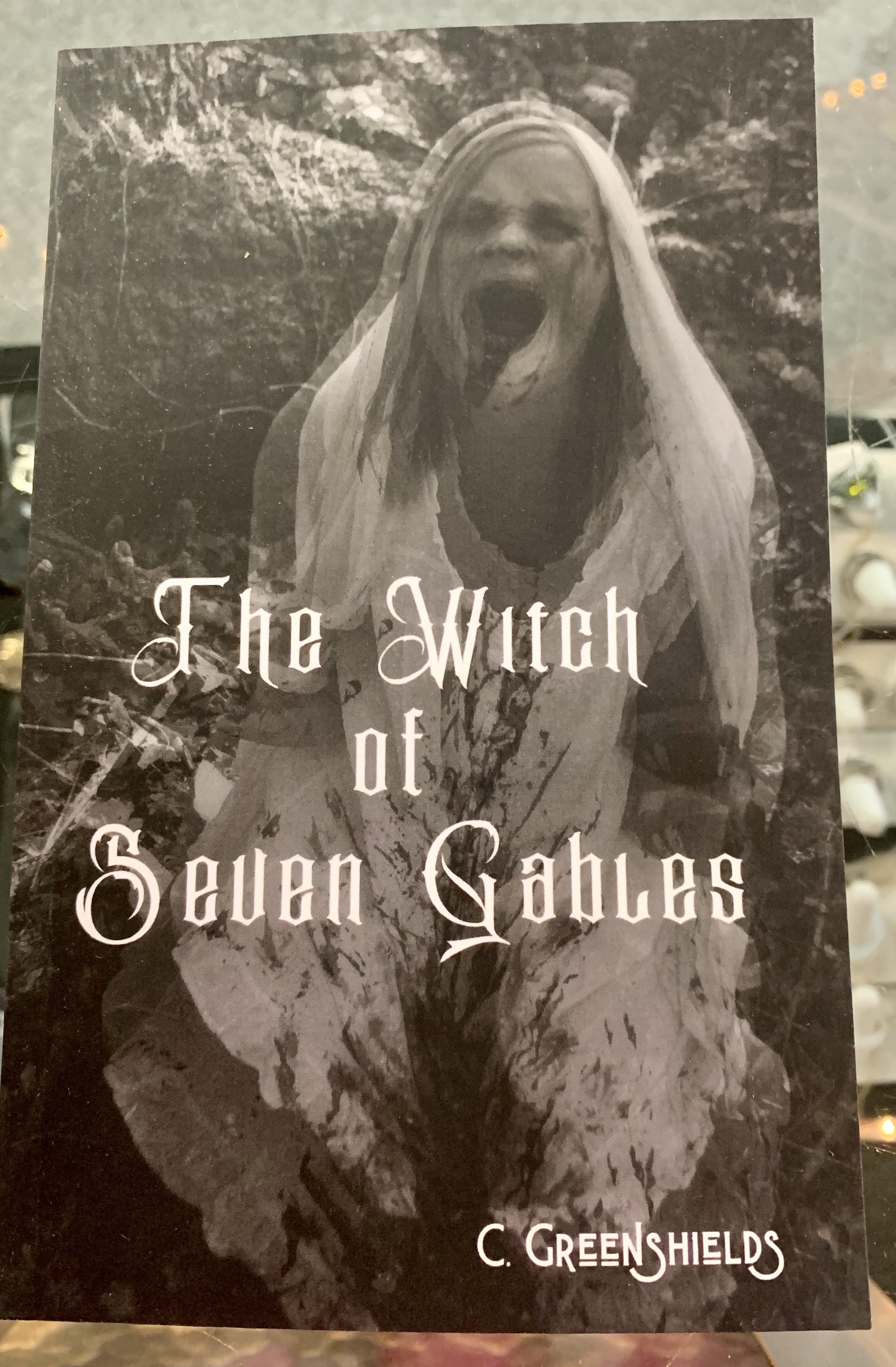 The Witch of Seven Gables - C. Greenshields