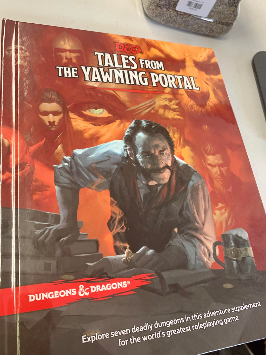 Adventure Manual - Tales From The Yawning Portal
