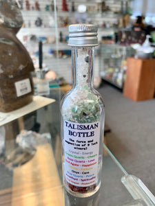 Talisman Bottle