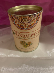 GOLOKA BACK FLOW CONES SANDALWOOD