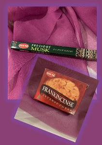 Hem Incense Varieties