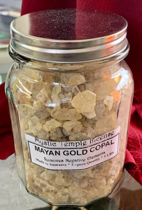 Mayan Gold Copal - by the ounce