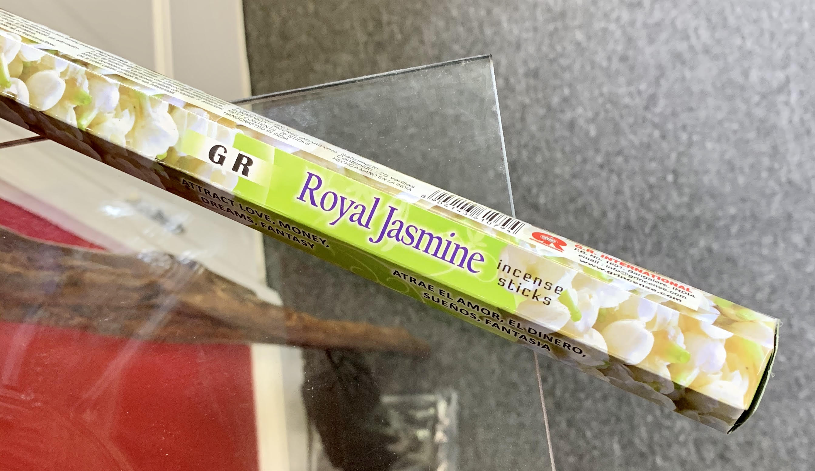Royal Jasmin Incense by GR