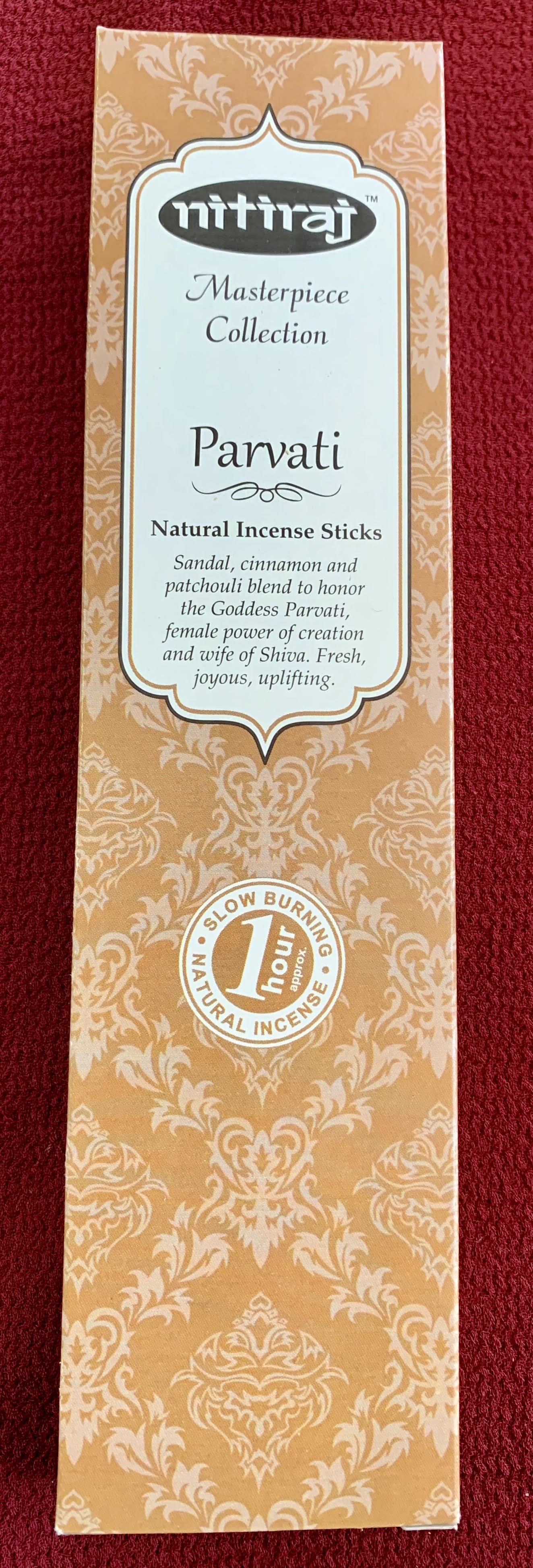 Nitiraj  Masterpiece Incense