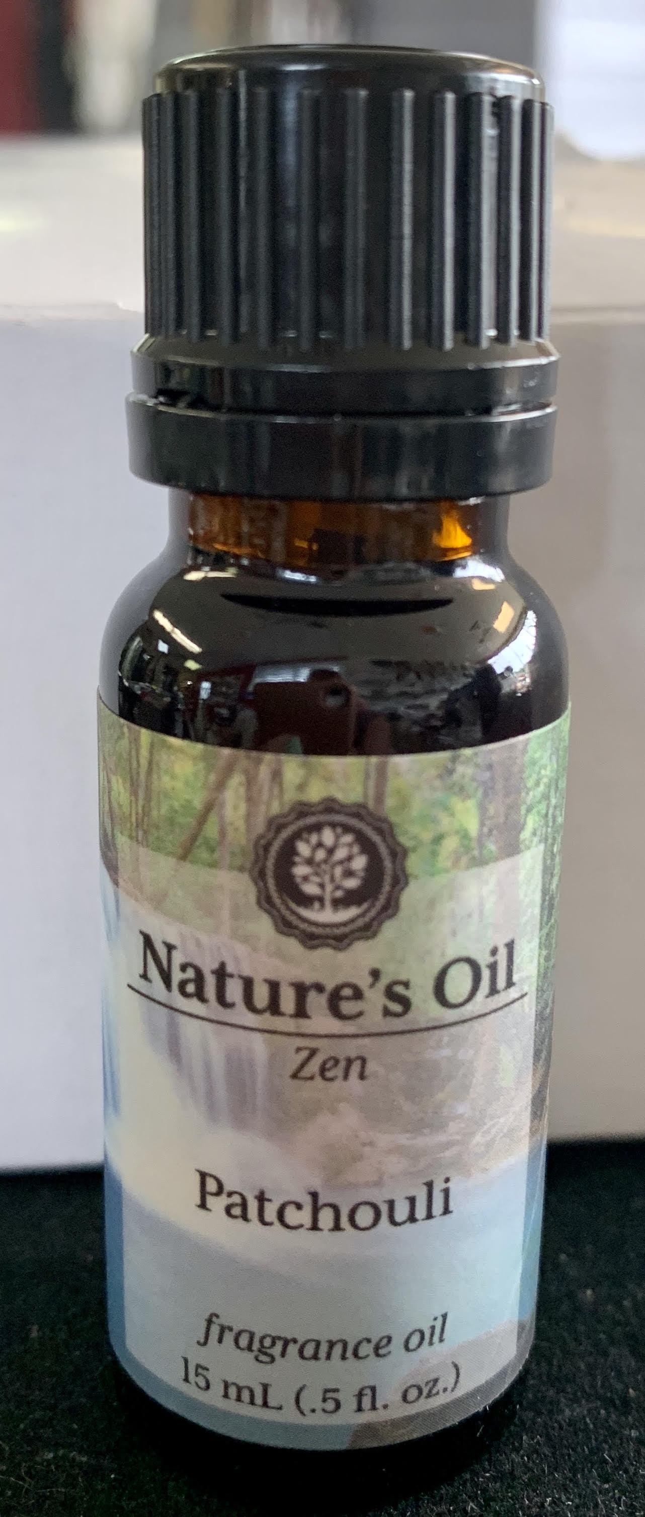 Patchouli Fragrance Oil by Nature's Oil