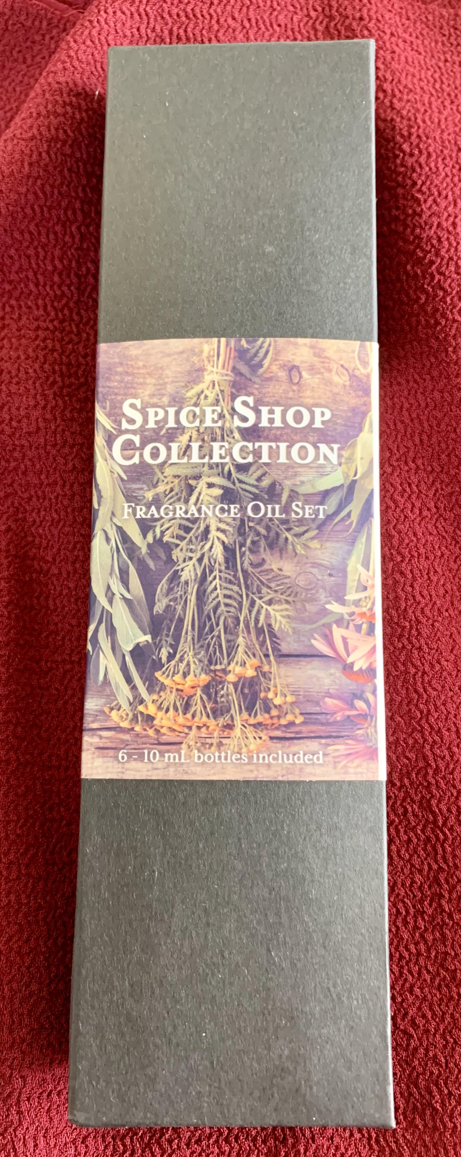 Spice Shop Collection - Fragrance Oil