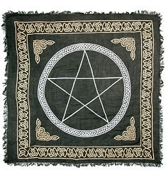 Pentacle Altar Cloth - Large