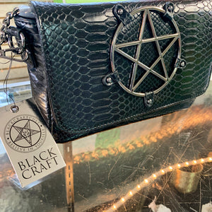 Blackcraft  Cult Serpent Collection - Crossbody