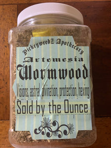 Wormwood (Artemesia)