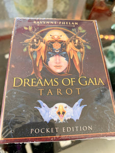 Dreams of Gaia - tarot deck (pocket version)
