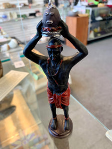 "Elegua (statue is approximately 5"" in height)"