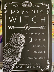 Psychic Witch by Mat Auryn